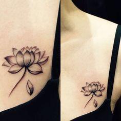 Lotus Tattoo . Sumithra Debi Sutattoo. Johnny Two Thumb Pte Ltd. The Original Johnny Two Thumb Tattoo Family since 1942.  Singapore female tattoo artist. Johnny Two Thumbs granddaughter.  #johnnytwothumbfamily #johnnytwothumb #sutattoo