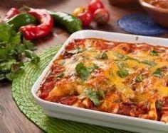 Enchiladas au poulet - Une recette CuisineAZ