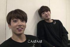 yoonkook // they're so freakin cute :3