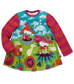 Souris Mini - Robe ballon - Robe et tunique - Bébé fille - Par type de produit