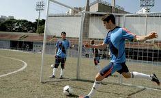 Atletas brasileiros estrelam 1ª campanha local da Adidas para lançamento de chuteira http://bbus.biz/t/111183