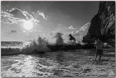 La carezza delle onde by Massimiliano d'esposito  on 500px