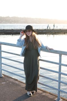 Maxi Dress Outfit and KEEP Collective Review & Styling {Seattle Fashion Blog}