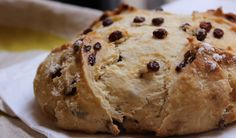 We may be Belgian, but we sure do appreciate a good Irish Soda Bread on St. Patrick's Day! This humble, raisin-studded quick bread is made with basic ingredients you'll likely find in your kitchen. Even better, it's surprisingly simple to make. Rather than being leavened with yeast like most breads we bake around here, a traditional soda bread is leavened with - you guessed it - baking soda. Activated with the addition of buttermilk (be sure to find a good, local brand), the baking soda…