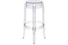 Transparent bar stool  $180