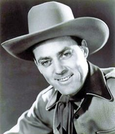 """Alan """" Rocky """" Lane ...  Actor in 1930-40s western movies ..."""