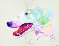 Dog by Martin Sati