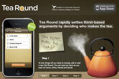 Tea Round