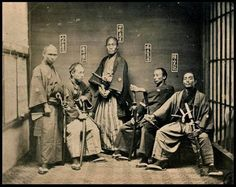 Ultimate Collection Of Rare Historical Photos. A Big Piece Of History Pictures) - Samurai Geisha Samurai, Real Samurai, Samurai Art, Samurai Warrior, Rare Historical Photos, Rare Photos, Vintage Photographs, Vintage Photos, Japanese History