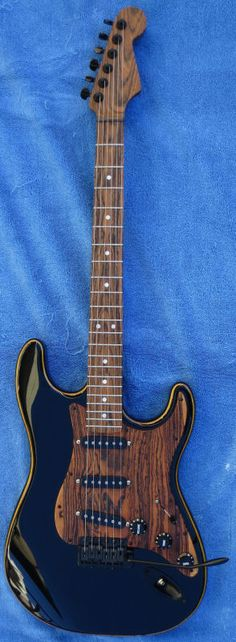 Warmoth December 2013 Guitar of the Month Contest entry