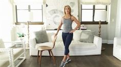 As you age, staying fit and maintaining strong core muscles can help prevent falls. In this video, fitness expert Denise Austin demonstrates exercises to improve balance. Find more on https://www.deniseaustin.com/age-defying-secrets/