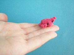 Tiny Crab by Mochimochi Land, via Flickr