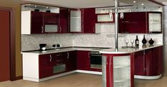 a complete vision of Indian kitchen cabinets through many Indian kitchen designs and Indian kitchen colors and cabinets designs So, keep going. Kitchen Room Design, Kitchen Cabinet Design, Modern Kitchen Design, Home Decor Kitchen, Interior Design Kitchen, New Kitchen, Kitchen Designs, Kitchen Small, Kitchen Colors