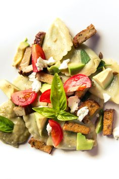 Cappelletti mit Tofu