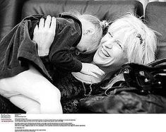 courtney love, frances bean cobain, kurt cobain