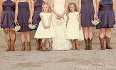 dresses with cowboy boots 2013 | Shiny dresses, fancy bride...cowboy boots | A to Z wedding 2013