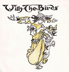 With the Birds by katinthecupboard, via Flickr