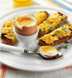 Eggs are great for protein and omega oils, keep them in your diet, they are one of natures gems.