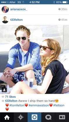 Day out <3 dramione