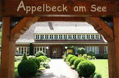 Appelbeck am See Restaurant, Cafe und Biergarten