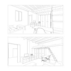 Alfredo Borghi, Cecilia Carattoni, Tipi Studio · Casa R