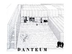 The Danteum is an unbuilt monument proposed by a young scholar of Dante, approved by the Benito Mussolini's Fascist government, designed by the modernist architect Giuseppe Terragni. Nowadays, ...