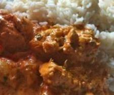 Rezept Hühnchen in Joghurt (Indisch) Rezept des Tages 23.10.13 von loensen - Rezept der Kategorie Hauptgerichte mit Fleisch