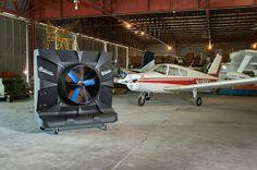 Enfriador Evaporativo - Port-A-Cool: Enfriador evaporativo PortACool Hurricane 3600 - P...