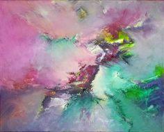 Avances, Gabriela Winicki - Acrílico sobre Tela - 50cm x 40 cm - www.esencialismo.com