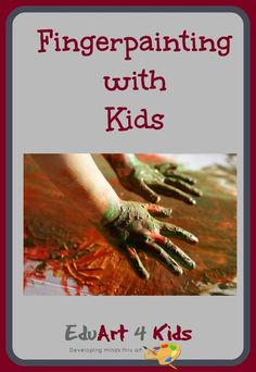 Finger painting for kids: The BEST sensory activity around Acrylic Painting For Kids, Finger Painting For Kids, Summer Art Projects, Toddler Art Projects, Painting Activities, Sensory Activities, Sand Crafts, Step By Step Painting, Autumn Art