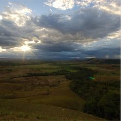 Follow the happy green path! (La Gran Sabana, Venezuela)