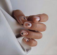 Chic Nails, Stylish Nails, Mode Inspiration, Nails Inspiration, Hair And Nails, My Nails, Pink Nails, Nagellack Trends, Minimalist Nails