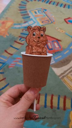 Groundhog Day Preschool Ideas~ Craft, Activity, Song & Book - Tips from a Typical Mom