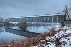 Mount Orne Covered Bridge, Vermont and New Hampshire