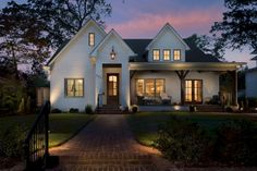 36 Awesome Farmhouse Home Exterior Ideas