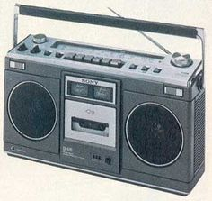 Recording your favorite radio songs onto casette tapes