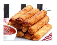 Fried Mozzarella-Pepperoni Sticks ~ Made Easy