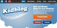 Tech Tip - Kidblog