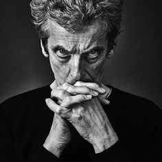 The Doctor!! #doctah #doctor who #peter capaldi