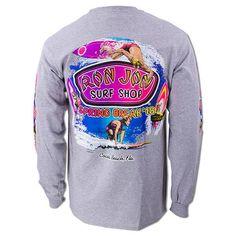 5d095d74f4 Ron Jon Surfer Spring Break  18 Long Sleeve Tee