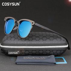 New arrival Brand Design Women Sunglasses Female Fashion Polarized Driving Glasses Vintage sunglasses men CS911
