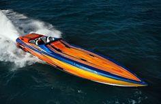 Cigarette Racing Off-Shore Power Boats ...XoXo