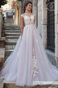 SILJ wedding dress by STREKKOZA