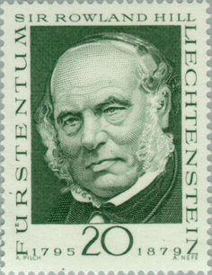 Sir Rowland Hill (1795-1879)