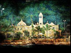 Resort Fine Art Print - Athala Carole Bruckner