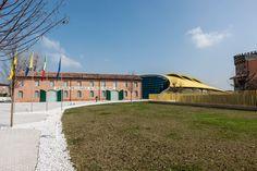 Enzo Ferrari Museum by Future Systems – Modena Italy