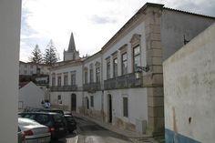 Gastronomia de Santarém - Santarém - O que visitar - Casa Museu Anselmo Braamcamp Freire / Biblioteca Municipal