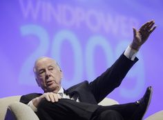 Billionaires Who Give Money to Help - Check the Thomas Boone Pickens Foundation.