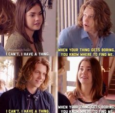 Callie and Wyatt this was so cute