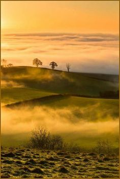 The vale of pewsey england